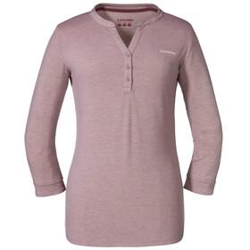 Schöffel Bukarest Camiseta Manga Larga Mujer, rosa